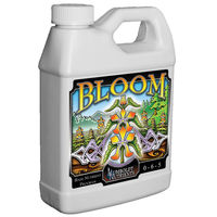 1 qt. - Bloom - Bloom Fertilizer - Hydroponic Nutrient Solution - Humboldt Nutrients HNB405