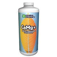 1 qt. - CaMg+ - Yield Enhancer - Hydroponic Nutrient Solution - General Hydroponics GH5312