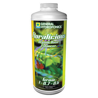 Floralicious Grow by General Hydroponics | 946 ml