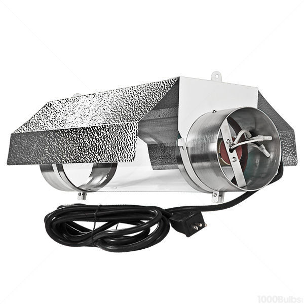 Cool Tube Grow Light Reflector - 6 in. Diameter Flange Image