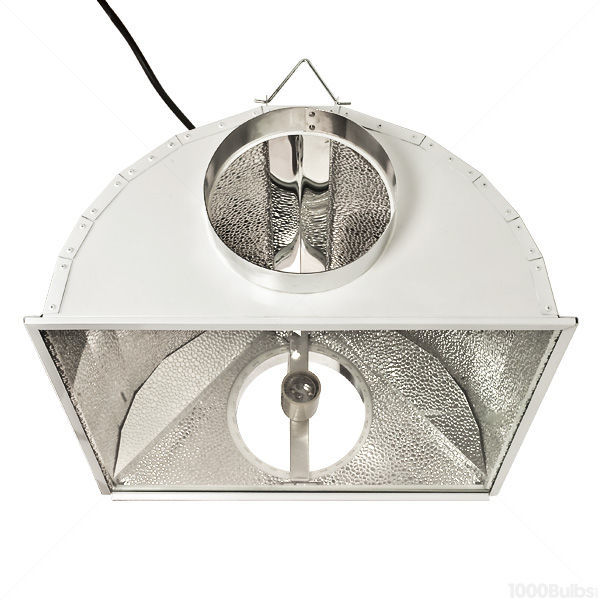 Air Cooled Grow Light Hood - 8 in. Diameter Flange Image