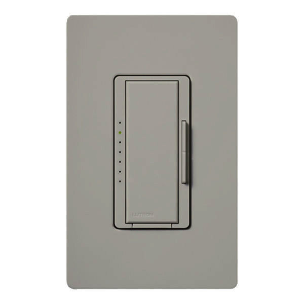 Lutron Maestro MRF2-600M-GR - 600 Watt Max. - Wireless Incandescent Dimmer Image