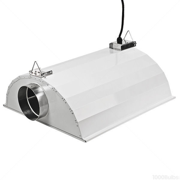 Air Cooled Grow Light Hood - 6 in. Diameter Flange Image