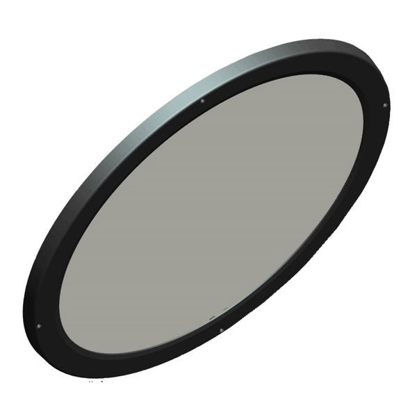 RAB LFBAYLED78W - Replacement Lens and Door Frame Image
