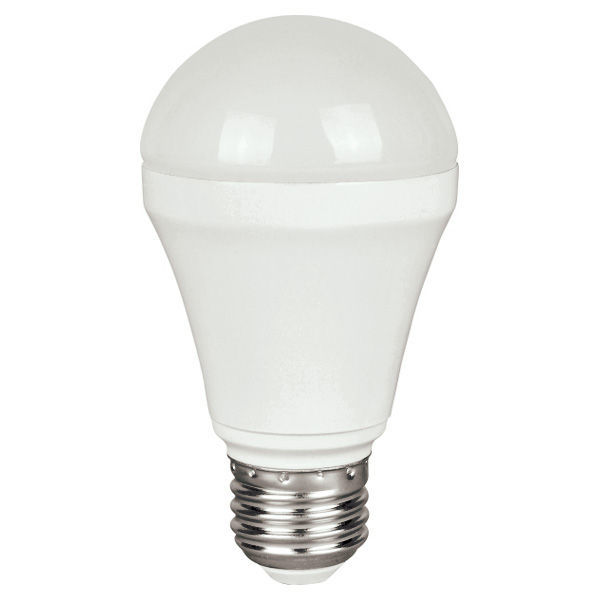 led 5 watt a19 25w equal halogen white gcp. Black Bedroom Furniture Sets. Home Design Ideas