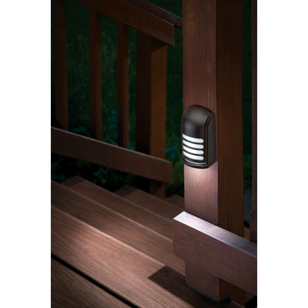 LED Motion Sensing Deck Light - Weatherproof Image