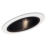 Nora NTM-615B - Sloped Metal Baffle Trim Image