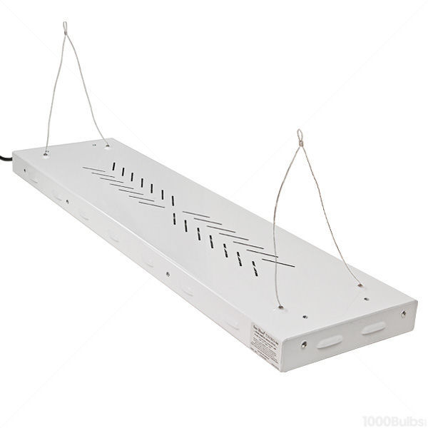 Sun Blaze T5 VHO 44 - 4 ft. - 4 Lamp - F95T5-VHO - Fluorescent Grow Light Fixture Image