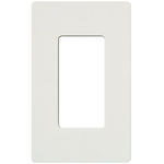 Decorator Wall Plate - Gray - 1 Gang Image