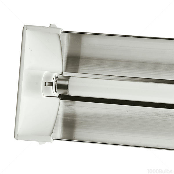 2 ft. - 1 Lamp - F24T5-HO - Fluorescent Grow Light Fixture Image