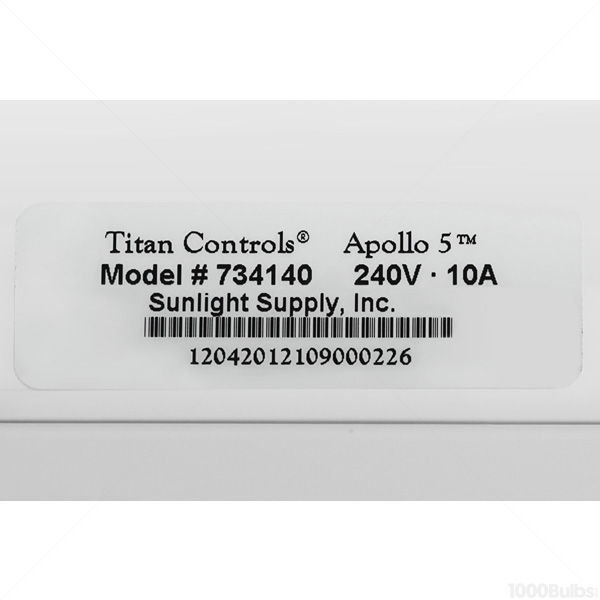 Titan Controls 734140 - Apollo 5 Image