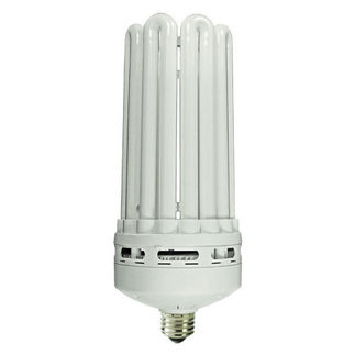 60 Watt - 5U CFL - 300 W Equal - 5000K Full Spectrum - Min. Start Temp. 0 Deg. F - 84 CRI - 70 Lumens per Watt - 12 Month Warranty - MaxLite 11271 CFL Light Bulb