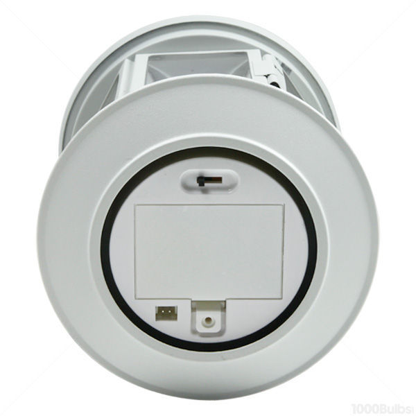 (20) LED - White Lantern with Timer Image