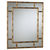 Arteriors 3138 - Bamboo Iron Wall Mirror
