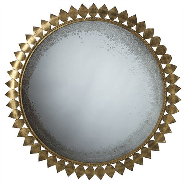 Arteriors 2640 - Sunflower Wall Mirror Image