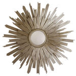 Arteriors 3163 - Star Iron Wall Mirror Image