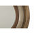 Arteriors 6514 - Light Wood and Foil Wall Mirror