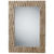 Arteriors 2658 - Wood Mosaic Wall Mirror
