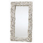 Arteriors 5407 - Driftwood Wall Mirror Image