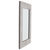 Arteriors DK6000 - Mojave Rectangle Crackled Leather Wall Mirror
