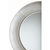 Arteriors DK6001 - Mojave Round Crackled Leather Wall Mirror