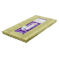 1 in. - A-OK Starter Grow Plugs - Stonewool - 200 Plugs Per Sheet - Grodan 713020