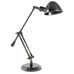 Authentic Reproduced 1930's Concorde Desk Lamp - Adjustable Image