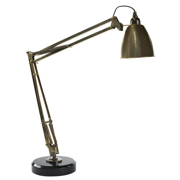 Authentic Reproduced Retro Desk Lamp - Adjustable Image
