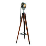 Authentic Reproduced Half Mile Ray Searchlight - Floor Lamp With Dimmer Image