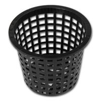 5.5 inch Heavy Duty Net Pot - Round Plant Container - American Hydroponics AH87014