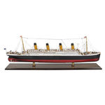 Titanic Ship Model Replica Image