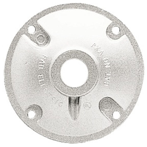 RAB XC1 - Round Weatherproof Cover for Round Wiring Box Image