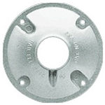 RAB XC2 - Round Weatherproof Cover for Round Wiring Box Image