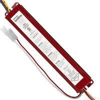 Bodine B54 - Emergency Backup Ballast - 240 min. - Operates Most 2 ft. to 4 ft. Single, Bi-Pin, T8, T10, T12 Lamps - 120/277 Volt