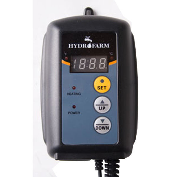 Digital Temperature Controller - For HydroFarm Heat Mats Image
