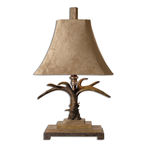 Uttermost 27208 - Antler Table Lamp Image