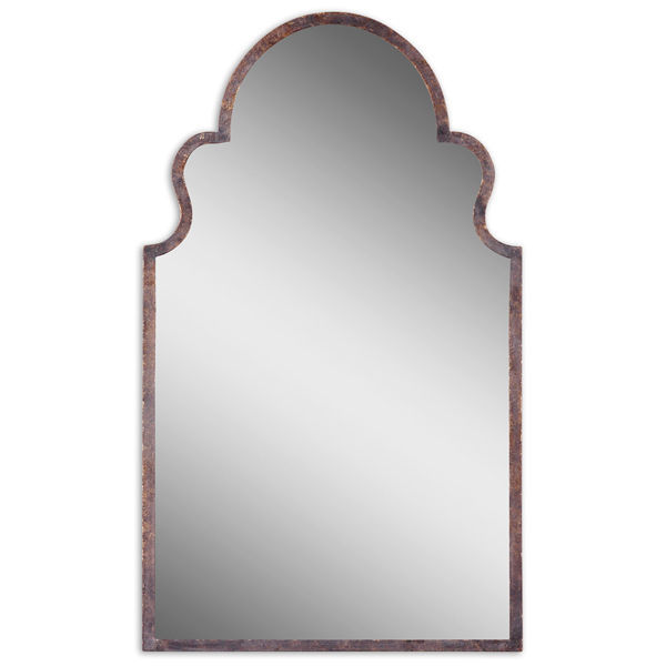 Uttermost 12668 P - Arch Top Wall Mirror Image