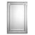 Uttermost 08027 B - Beveled Frameless Wall Mirror
