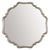 Uttermost 12849 - Round Plated Wall Mirror