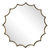 Uttermost 12841 - Sunburst Wall Mirror