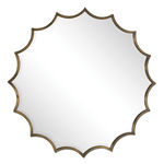 Uttermost 12841 - Sunburst Wall Mirror Image