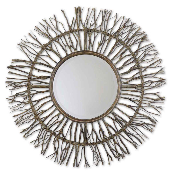 Uttermost 13705 - Birch Branch Wall Mirror Image
