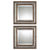Uttermost 13790 - Square Beveled Wall Mirrors