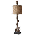 Uttermost 29163-1 - Wooden Table Lamp Image