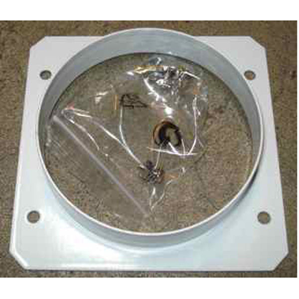 4 in. Outflow Flange Image