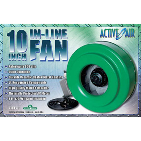 In-Line Fan - 10 in. Image