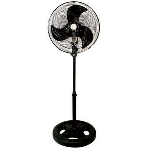 18 in. Commercial Pedestal Fan Image