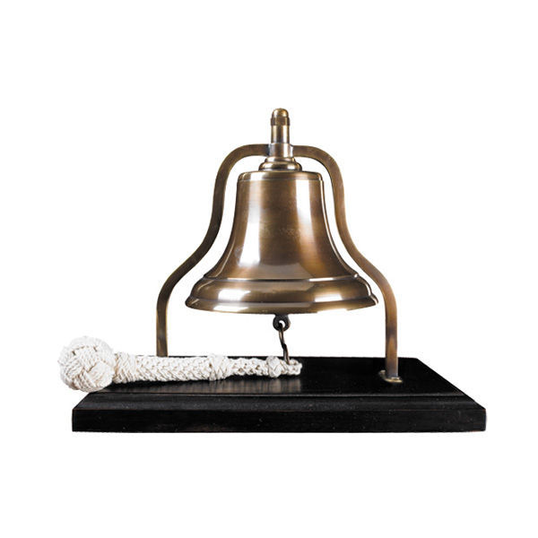 Purser's Bell - 8 in. Image