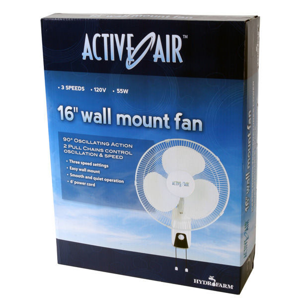 16 in. Wall Mount Fan Image