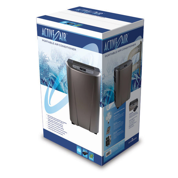 Portable Digital Air Conditioner Image
